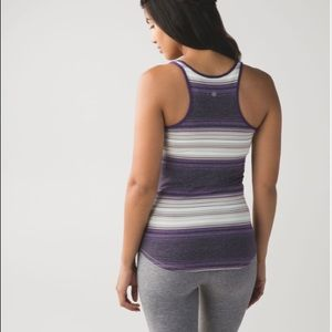 Lululemon refresh crb tank